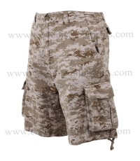 Vintage Camo Shorts