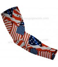 USA Flag Sleeves