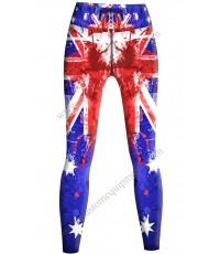 Australia Flag Tights
