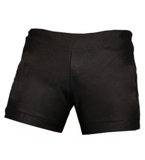 Black Vale Tudo Shorts