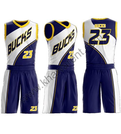 Men Basketball Uniforms