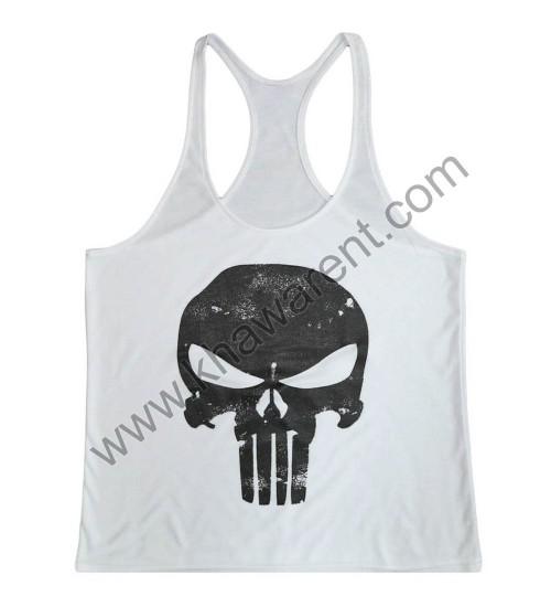 Skull Gym Singlets