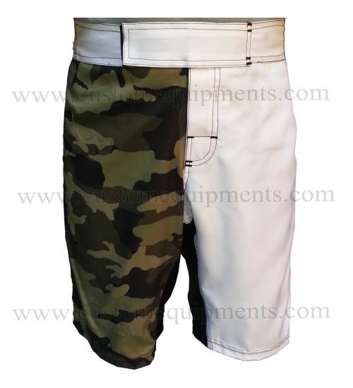 Camo Fight Shorts