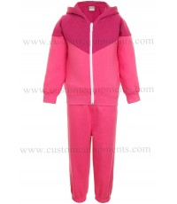 Pink Jogger Suit