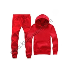 Red Sweat Suits