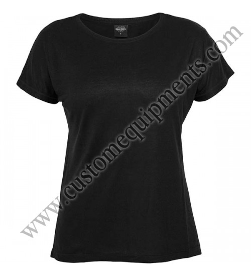 Black Ladies Shirts