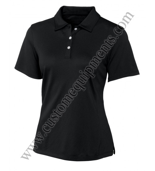 Blank Ladies Polo Shirts